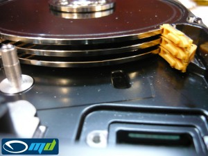 WD5000AAKB-00YSA0 - data recovery