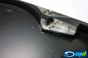 HDD - water damage data recovery