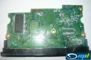 HDD PCB - water damage