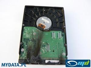 PCB damage