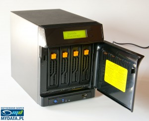 Seagate BlackArmor NAS 440 Data Recovery
